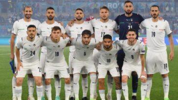 Euro2020 Italia Svizzera formazioni