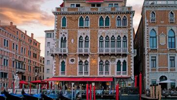 venezia hotel bauer turista morto