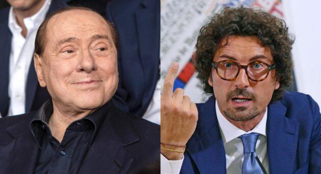 Berlusconi Toninelli