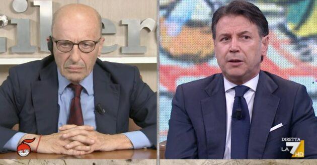conte Sallusti lite