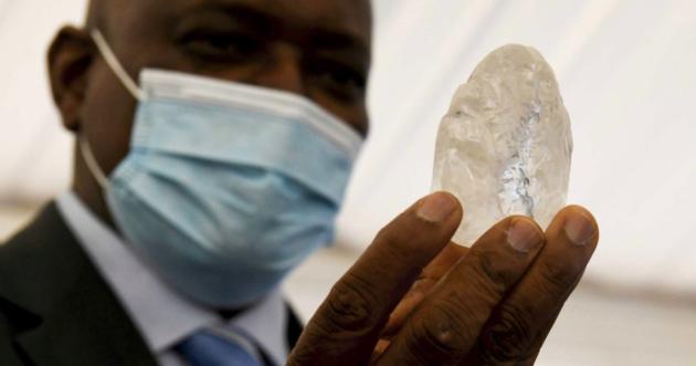 diamante Botswana