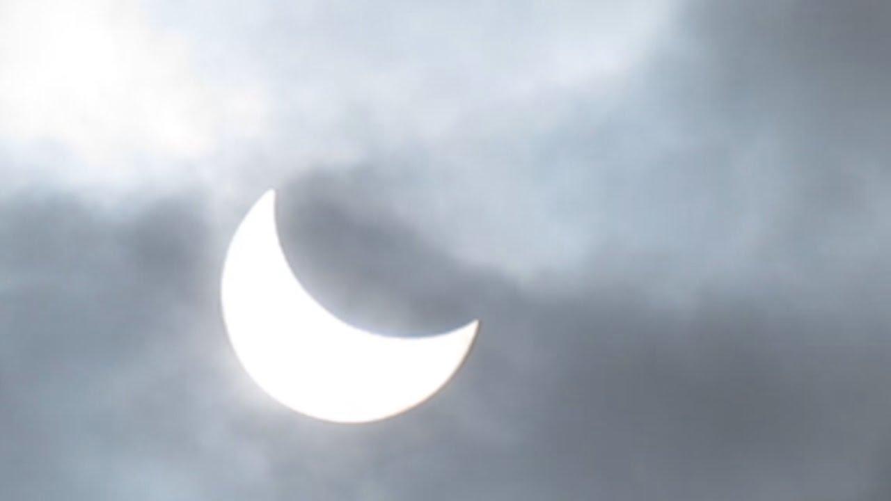 eclissi di sole 10 giugno