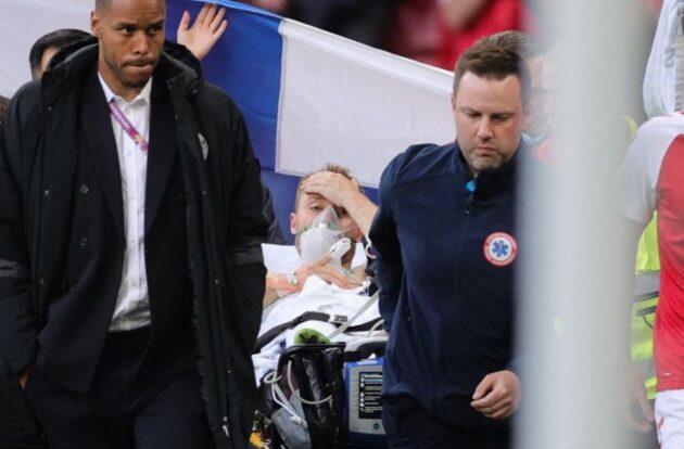 Come sta Christian Eriksen dopo il malore in campo: ultime notizie