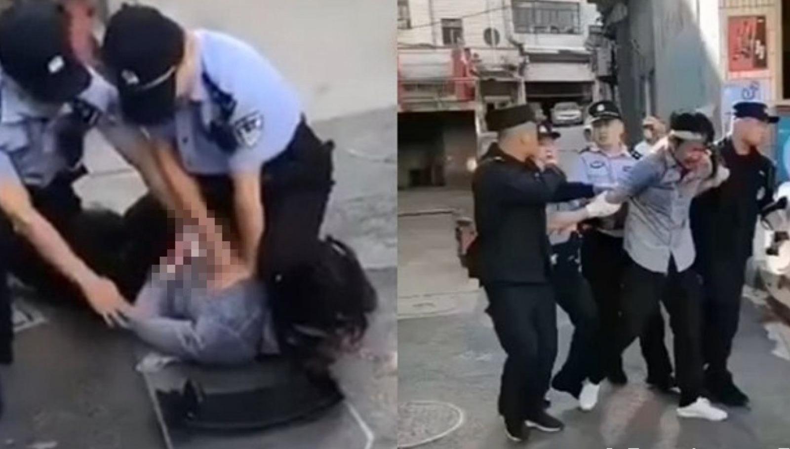Cina Anhui uomo accoltella i passanti: 6 morti e 14 feriti