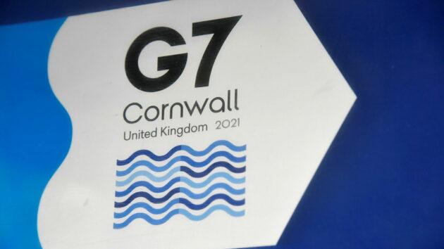 g7 Cornovaglia