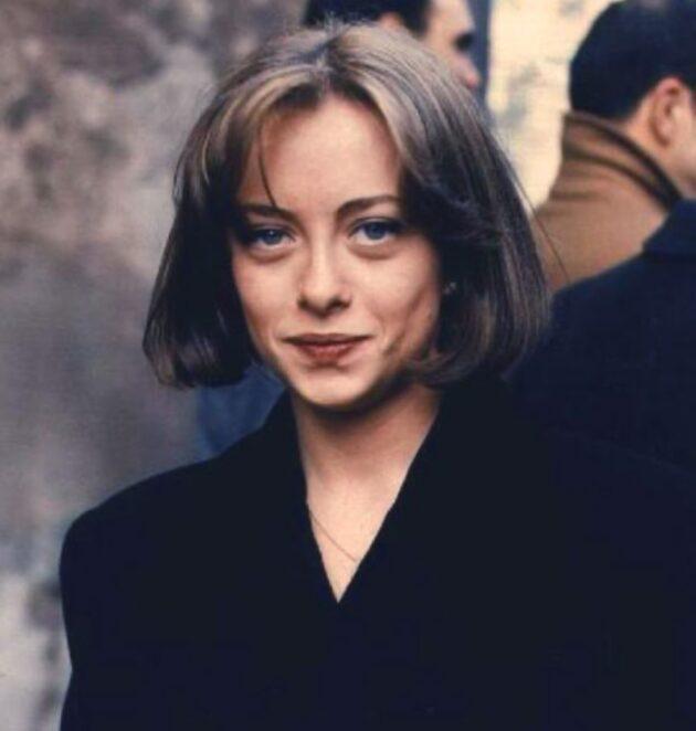 Giorgia Meloni età