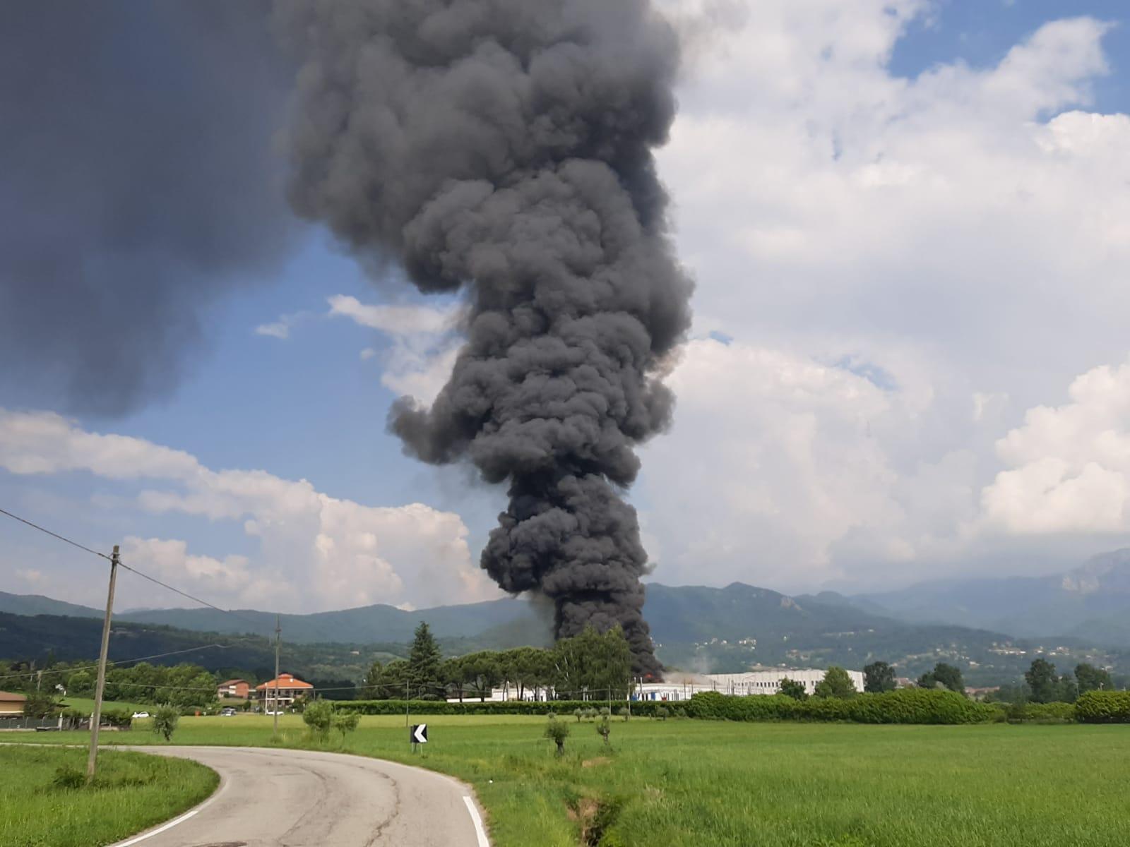 incendio Roletto