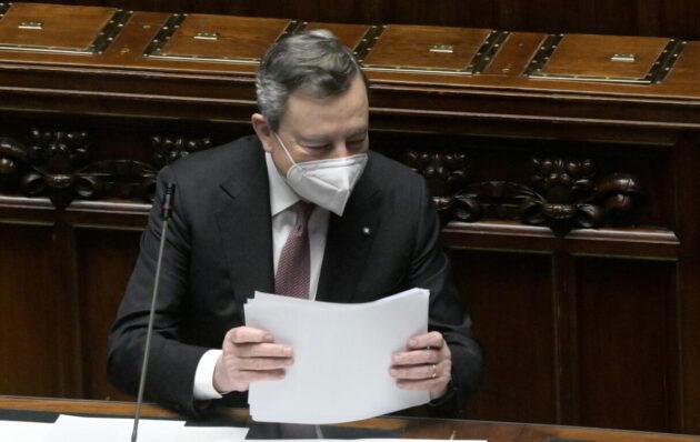 Pnrr Draghi