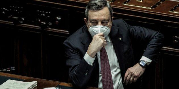 Mario Draghi biografia