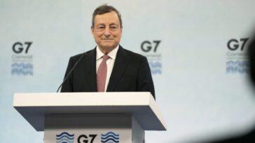 g7 draghi