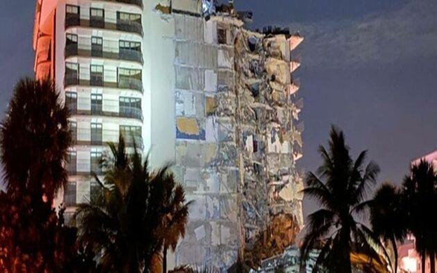 miami palazzo crollato