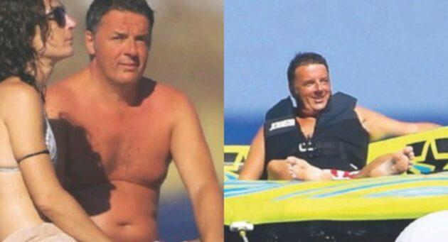 Renzi vacanza