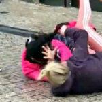 incidente qualiano rissa tra donne