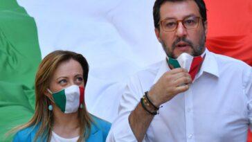 Salvini meloni