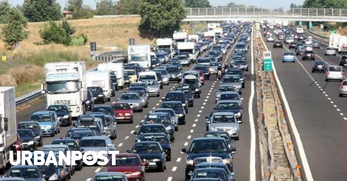Autostrade in tempo reale oggi 28 giugno 2021