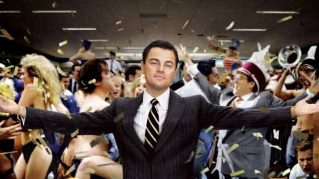 l lupo di Wall Street per la prima volta in Italia a un evento dal vivo