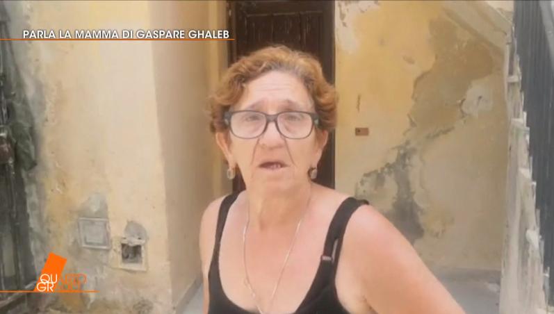 DENISE PIPITONE OGGI GASPARE GHALEB PARLA LA MADRE