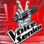 The Voice Senior 2021 coach