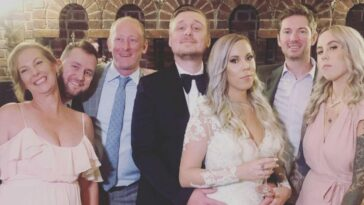Bonolis figlio matrimonio