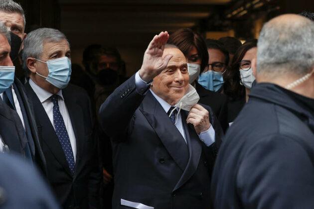 Berlusconi quirinale