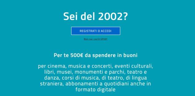 bonus cultura 2021