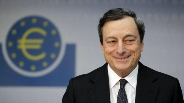 Travaglio Grillo Draghi