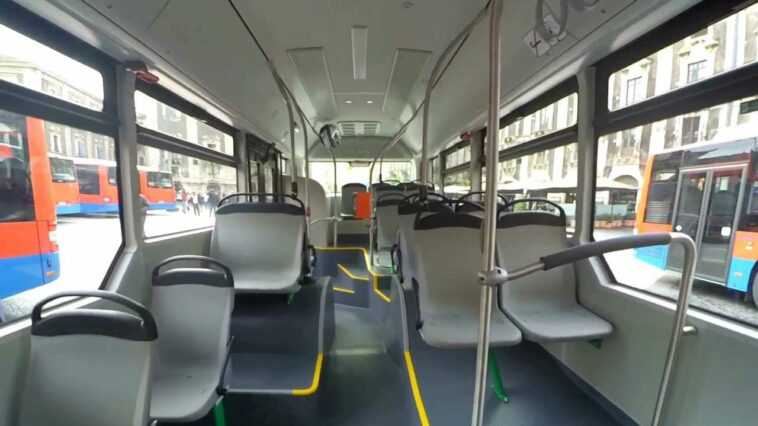 Green pass autobus