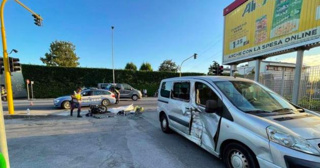 incidente Padova morto Piergianni Cesarato