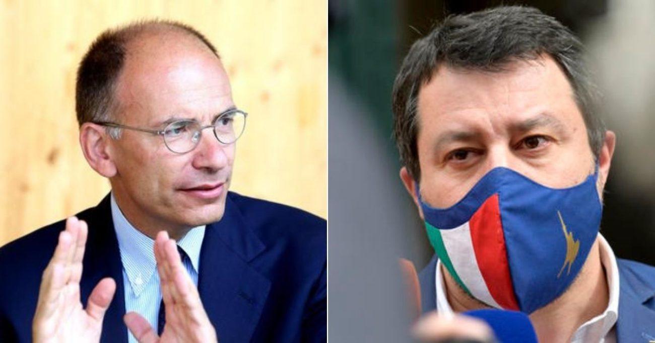green pass obbligatorio Salvini
