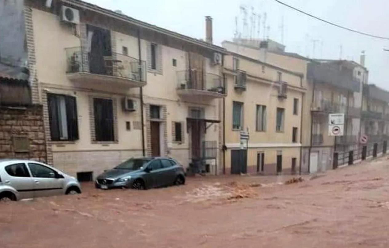 allerta meteo inondazioni molise puglia