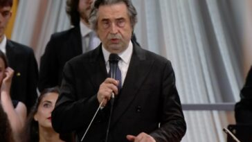 Riccardo Muti draghi