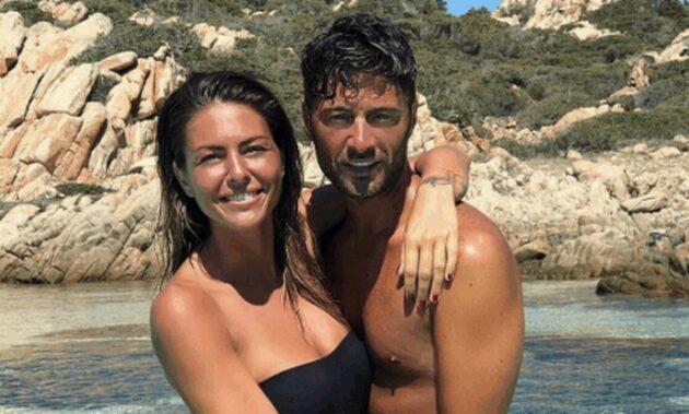 Filippo Bisciglia e Pamela Camassa