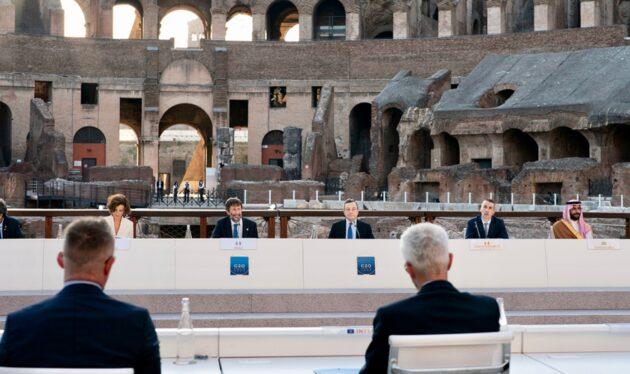 roma g20
