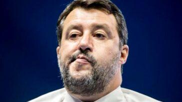 Salvini vaccinato