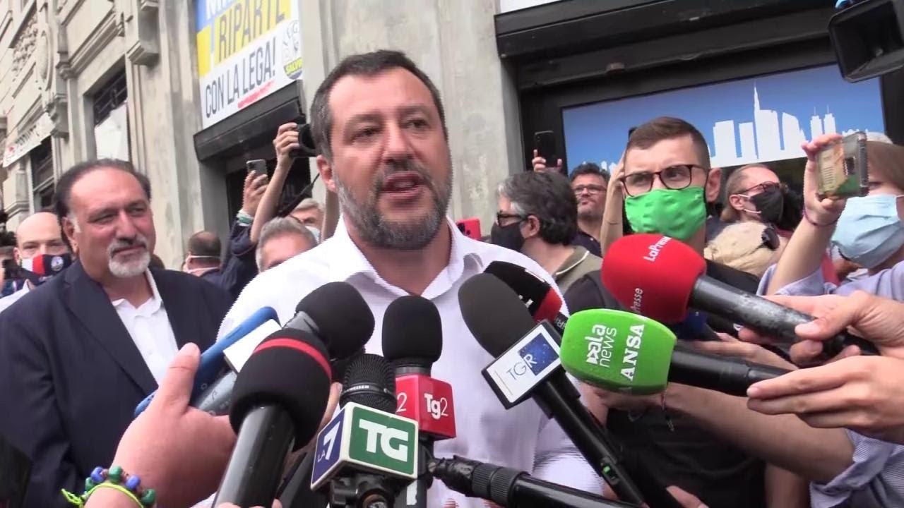 Salvini vaccino