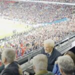 Sergio Mattarella Wembley