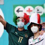 tifosi italiani Wembley