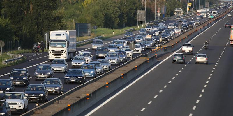 Autostrade in tempo reale oggi 5 luglio 2021
