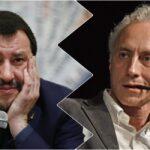 travaglio Salvini