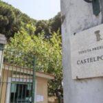 Attentato incendiario Castelporziano