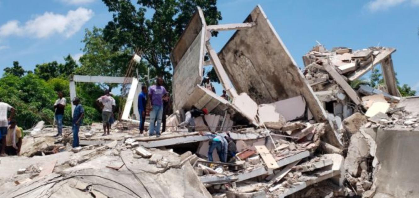 Haiti terremoto e maltempo