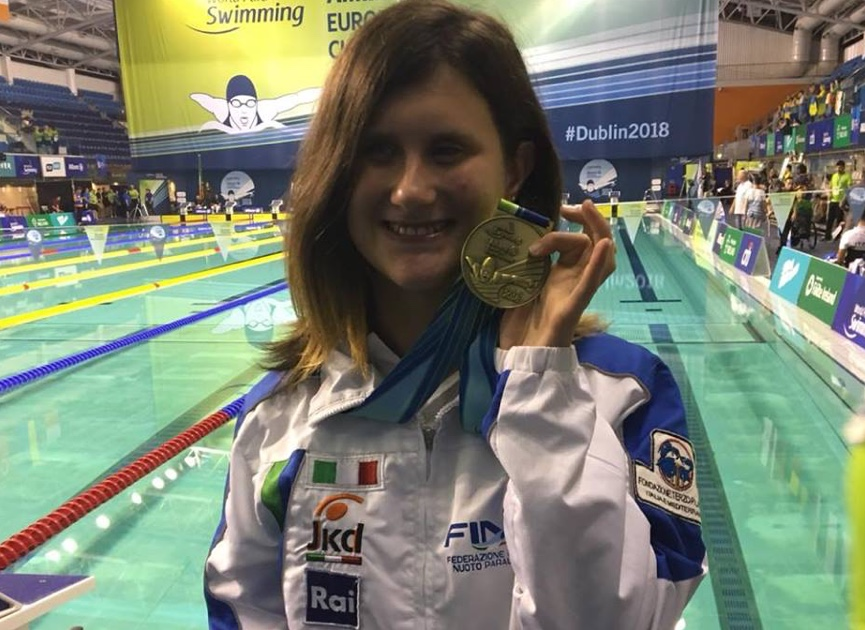Paralimpiadi Martina Rabbolini