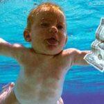 Bimbo sulla copertina di Nevermind