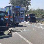 Incidente statale 106 Jonica