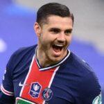 Mauro Icardi torna a giocare in Italia