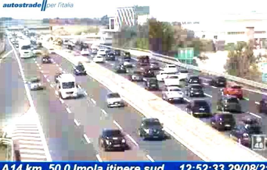 Autostrade in tempo reale oggi 29 agosto 2021