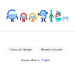 Doodle Google vaccini
