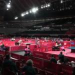 paralimpiadi di ping pong