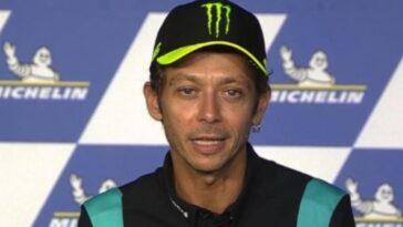MotoGP Valentino Rossi si ritira