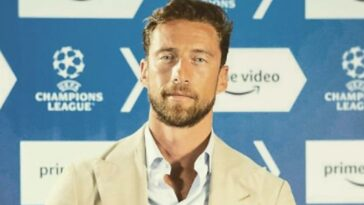 Claudio Marchisio Amazon